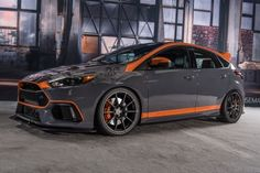 Ford Celebrates Second Consecutive Trio of SEMA Hottest Vehicle Awards: Ford Mustang, Ford Focus and Ford F-Series are officially Hottest Coupe, Hottest Hatch and Hottest Truck of this year's Specialty Equipment Market Association show ...