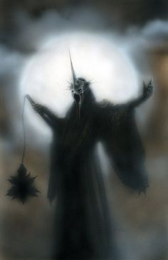 Witch King of Angmar by Menton 3