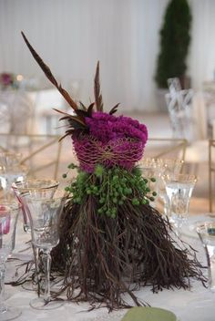 Roaring 20s Gala | Soulflower Floral Design: Artistic Floral Design, Sustainable Style and Decor, Eco Events San Francisco, Wine Country and Destination Weddings