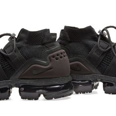 f3271758437 Nike Air Vapormax Utility · Maximum in black  the latest generation of the  Air Max defies gravity with its revolutionary