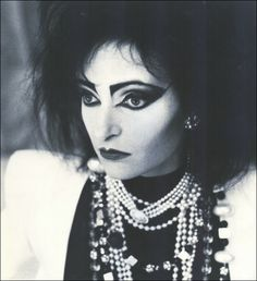 """Siouxsie Sioux: The Icon that Inspired Our Gloss, """"Siouxsie""""   Armour Beauty"""