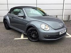 eBay: 2014 VOLKSWAGEN BEETLE TDI BLUEMOTION TECHNOLOGY CONVERTIBLE DIESEL #vwbeetle #vwbug #vw