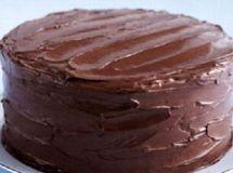 Bolo de chocolate de liquidificador!! #cake #chocolate #chocolat #bolo #cereja #food #dessert #cybercook