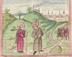 Meisterlin, Sigismundus / Mülich, Hektor: Augsburger Chronik -  SuStB Augsburg 2 Cod H 1 - 1457 -  Folio 149