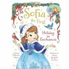 Read.Write.Run.Mom.: Friday Reads: Sofia the First - Holiday in Enchancia