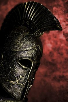 GREECE CHANNEL | #Spartan helmet http://www.greece-channel.com/