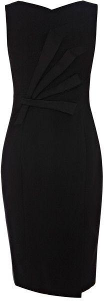 KAREN MILLEN ENGLAND Dress with Cut Outs - Lyst