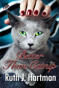 """Better Than Catnip""    Roxy Williams adores cats. Always has. That's why she devotes her life to running her stray cat shelter. But is that enough? Isn't there a man out there who will love her for who she is? A special man who won't try to change her or ask her to choose between him and her cats?"