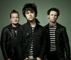 Green Day -  AWESOME show. Loved them. They assaulted us with song after song. My kind of rock show.
