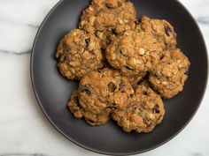 Easy One-Bowl Oatmeal Cookies