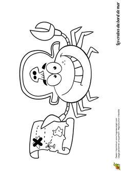Crabe Pirate Page 6 Sur 12 HugoLescargot
