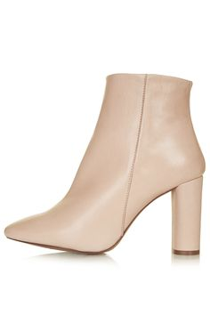 Topshop Pink Boots