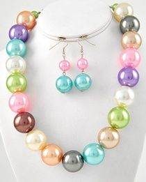Colorful pearlz
