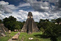 Temple I, Tikal, Guatemala Photo by Rómulo Rejón