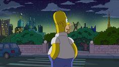 Vai ter Copa - e os Simpsons vao ao Figueira Rubaiyat :) onde o garçom nao fala ingles? - Blue Bus