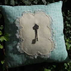 Wonderfully Made's latest Secret Garden cushions