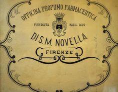 Santa Maria Novella Farmacia, def visiting and shopping!
