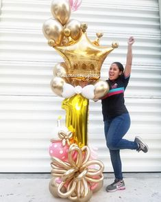 Birthday Party For Men Ideas Balloons 68 Ideas Balloon Topiary, Balloon Flowers, Balloon Columns, Balloon Bouquet, Dinner Party Decorations, Birthday Balloon Decorations, Birthday Balloons, Deco Ballon, Birthday Wishes Flowers