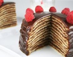 My second entry in the Eggo Your Way recipe contest is an Eggo Chocolate Pancake Cake. It's a small version of the traditional cake made with pancakes that have been rolled out and Cakes To Make, How To Make Cake, Homemade Chocolate Frosting, Chocolate Icing, Chocolate Pancakes, Tasty Chocolate Cake, Köstliche Desserts, Dessert Recipes, Delish Cakes