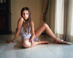 jock sturges photography children | Youmna 11, Beirut Lebanon from L'Enfant-Femme -- Rania Matar