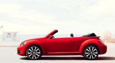 2013 new Beetle Convertible in Germany | Rush Lane