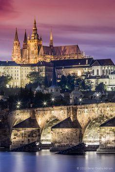 Prague castle by beraradrian