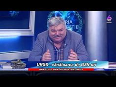 URSS - VÂNĂTOAREA DE OZN-URI - TEORIA CONSPIRAȚIEI CU GEN. DR. EMIL STRĂINU Facebook, Youtube, Youtubers, Youtube Movies