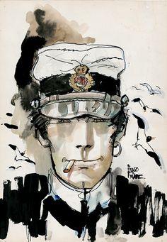 Il Corriere della Sera dedica 36 uscite che propongono a colori tutte le opere di Hugo Pratt