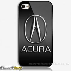 Acura Logo Custom iPhone 5 Hard Case Cover