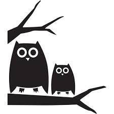 Image result for owl silhouette images