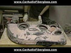 How To Fiberglass Car Door Panel / Fiberglass Door Panel Car