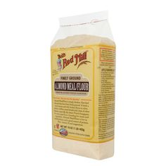 """Almond Meal/Flour"" - great for those following a low carb or paleo diet!"