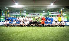 Groupon - 1 Teamanmeldung für das Firmen-Fußball-Turnier Business Cup 2016 in einer Stadt nach Wahl (50% sparen) in Mehrere Standorte. Groupon Angebotspreis: 148,16€