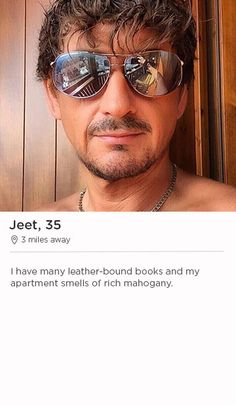 cool profile for dating sites