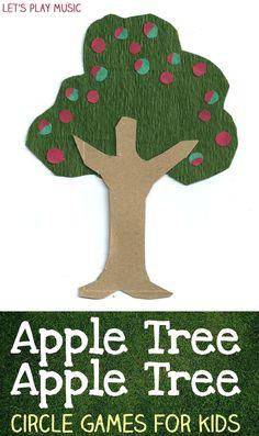 Let's Play Music : Apple Tree Apple Tree - Circle Game