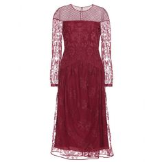 Burberry Prorsum - Lace dress - mytheresa.com GmbH