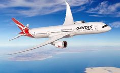 Qantas' Boeing 787 will fly direct to London. Picture: Qantas.