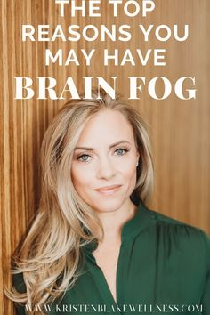 """I bet you've been told your brain fog and fatigue are normal. Instead of telling you what causes brain fog and fatigue and how to fix it, you're told it's fine. Maybe you're a mom and you've been told it's """"mom-brain"""" or maybe you're 40 or over and you're told it's """"aging"""". This is not normal! See here more! #Brain #BrainFog #Fatigue #Selfcare #Wellness Healthy Eating Plate, Healthy Eating Tips, Mom Brain, Brain Fog, Health Tips, Health And Wellness, Health Fitness, Womens Health Care, Make Beauty"""