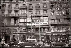 Diego González Ragel - Puerta del Sol, Madrid 1928
