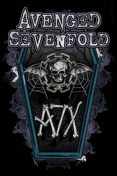 Avenged Sevenfold ~ Coffin