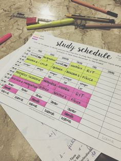 And my schedule is done ✅💪🏻 Thanks to theorganisedstudent for the planner and now let's get some work done 😘😘😘 Don't forget to drink water and smile, no matter what is happening IT WILL GET BETTER! School Organization Notes, Study Organization, School Notes, Study Schedule, School Schedule, Life Hacks For School, School Study Tips, School Timetable, Study Planner