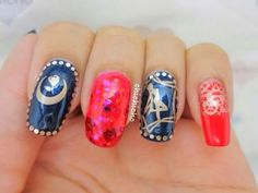 Sailormoon Stamping Plate - Born Pretty Store Review   chichicho~ nail art addicts