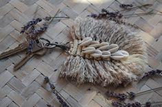 Olives, Taupe, Weaving, Etsy, Pom Poms, Beige, Knitting, Crocheting, Stitches