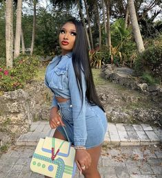 Megan Thee Stallion (Born February is an American Rapper, Singer, Actress, and Songwriter. She is one of the famous rappers in this era. Bad Dresses, Girls Pageant Dresses, Little Girl Dresses, Party Dresses, Celebrity Dresses, Celebrity Style, Summer Girls, Hot Girls, Girl Outfits