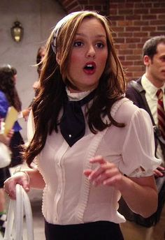 Blair Waldorf Fashion: 2x07 Chuck In Real Life