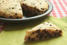 Skinny Chocolate Chip Buttermilk Scones à la Skinny Taste