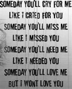 Love me ....