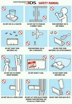 Nintendo 3DS Manual