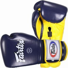A Fairtex original design with extra-thick padding at the knuckle area for  maximum shock dispersement. Boxing 4edf9ac8e85