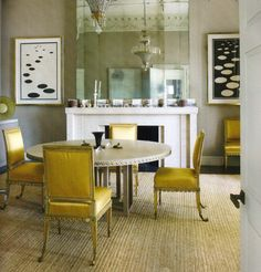 Interior design by Veere Grenney via  Mark D. Sikes: Chic People, Glamorous Places, Stylish Things